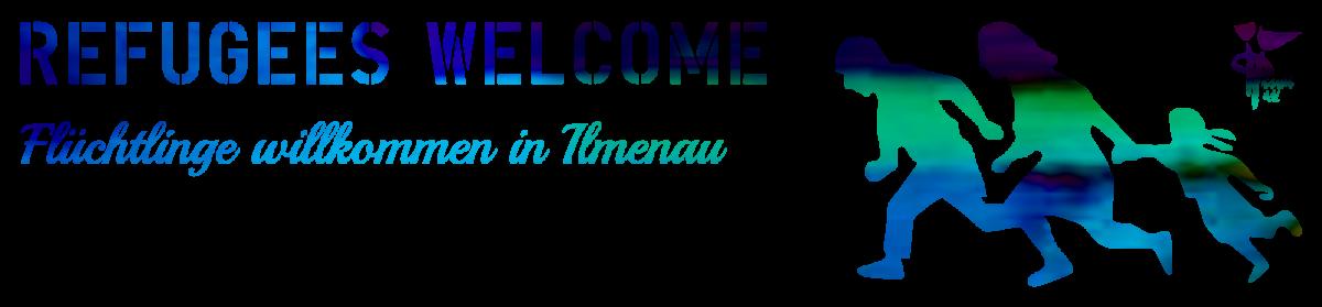 Refugees welcome – Flüchtlinge willkommen in Ilmenau